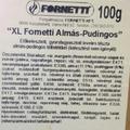 Kéndioxidos-halas Fornetti
