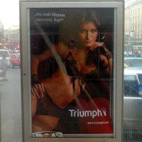 Még nővel sem tud egyedül hirdetni a Triumph