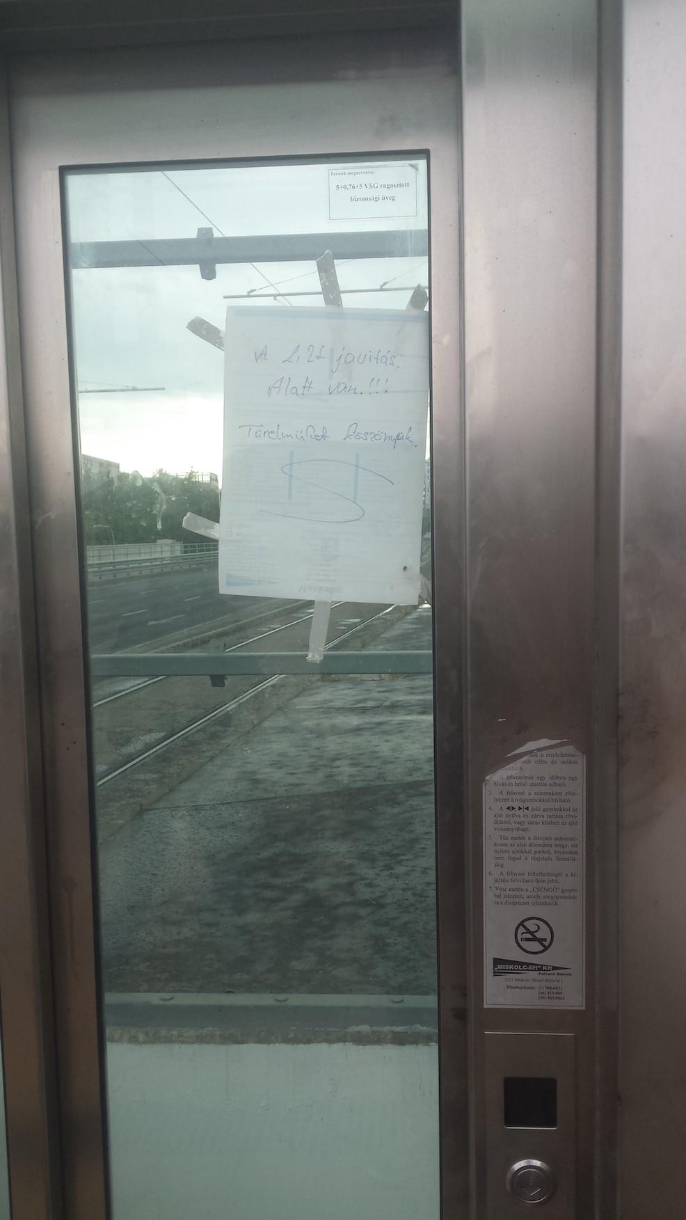 Elmúlt a vizes vb, elmúlt a liftkarbantartás