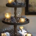 12 karácsonyi dekoráció, amit negyed óra alatt elkészíthetsz