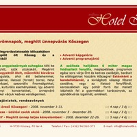 Hotel*** Írottkő Kőszeg