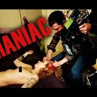 Maniac 21 perces színfalak mögötti videó
