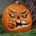 Hétvégén Halloween b'meg!