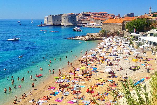 Tropical Island Beach Ambience Sound: 10 Legszebb Strand Horvátországban