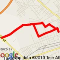 9 km átmozgatás