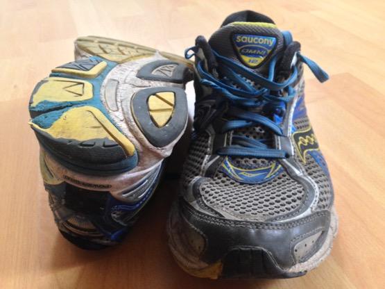 Saucony Omni Walking Shoes