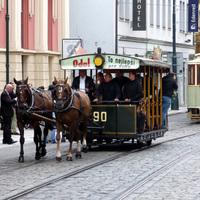 140 év 140 percben - a prágai tömegközlekedés jubileumi parádéja