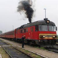 Mióta is megy ez a vonat?!