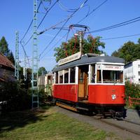 Két város, két nyomtáv, egy villamos – Liberec és Jablonec