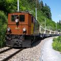 Festina Lente – a Rhätische Bahn Pullman-szerelvénye