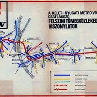 Szalagátvágás: a kettes metró megnyitásának hatása a felszíni hálózatra - budai oldal