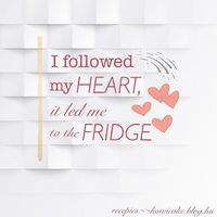 Follow your heart❤️☺️