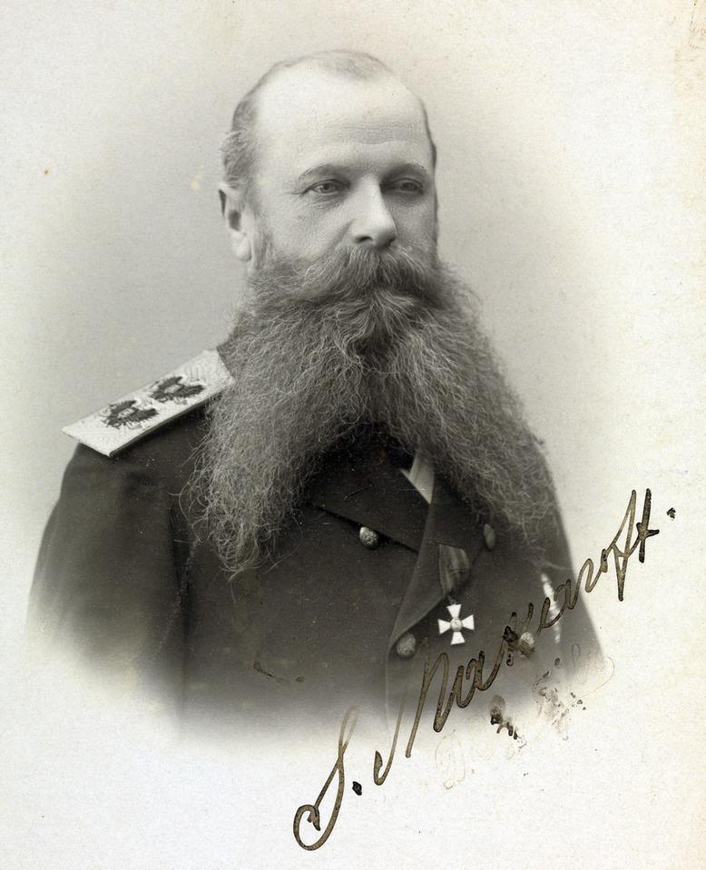 Egy meg nem értett zseni. Sztyepan Oszipovics Makarov altengernagy. (1849-1904)