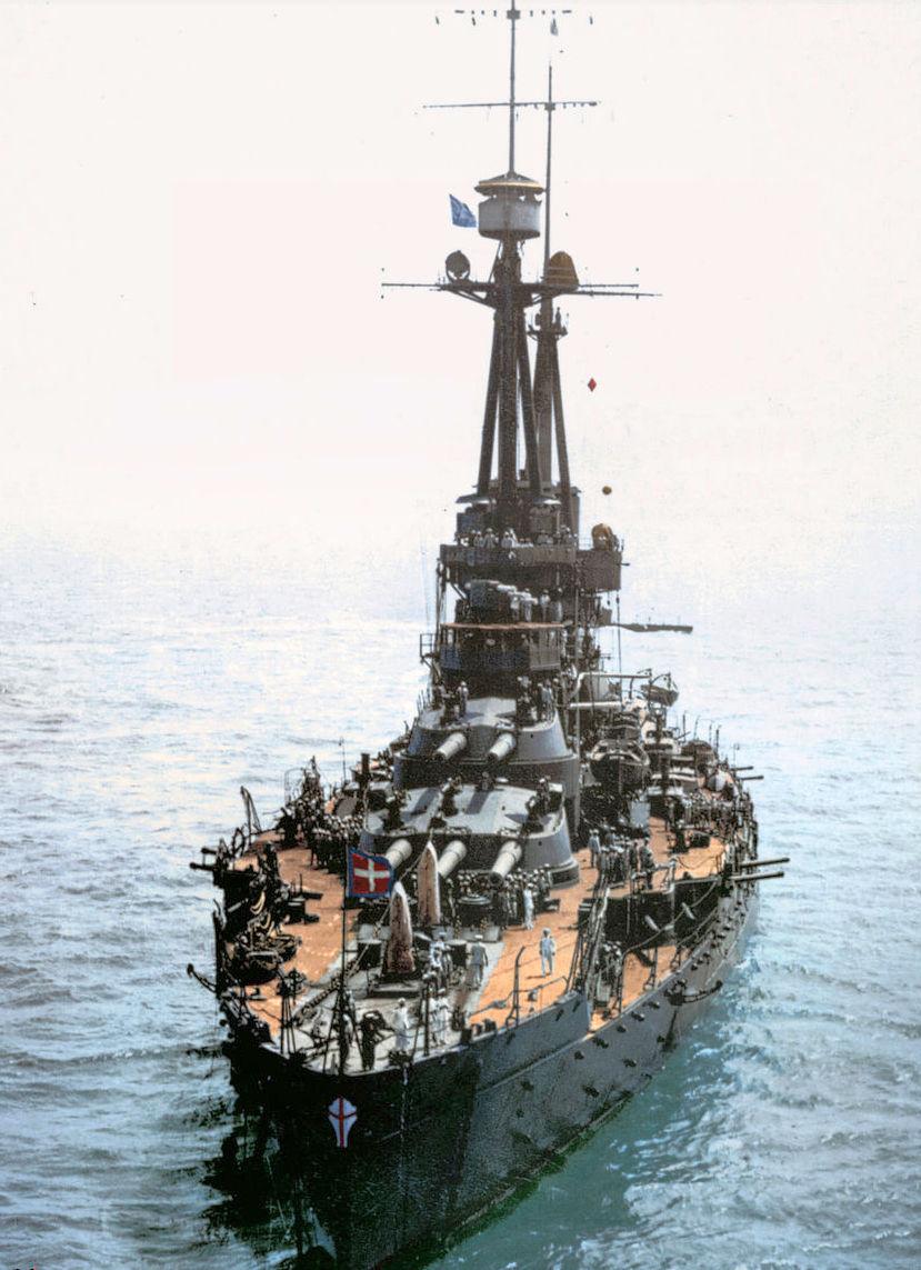 Az Andrea Doria.