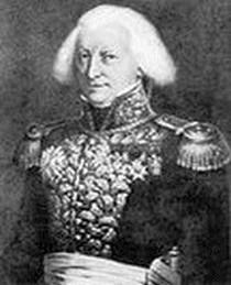 A Faludy-frizurás Claude Henri Belgrand de Vaubois tábornok. (1748-1839)