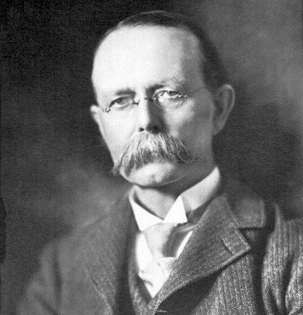 John Philip Holland, a modern tengeralattjáró egyik megalkotója. (1841-1914)