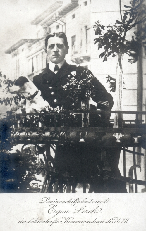 Egon Alfred Rudolf Lerch (1886-1915)