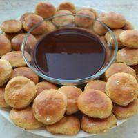 A sütőben sült túró alapú fánk receptje felkerült a blogra!