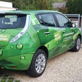 Kikacsintó: Nissan Leaf menetpróba