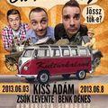 Kiss Ádám On-Air Day Tour-on
