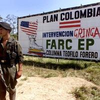 Emlékezetes határátkelés Venezuelából, Kolombiába