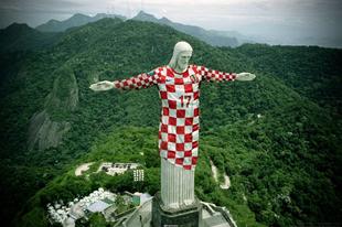 Brazília–Horvátország