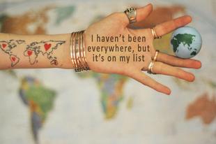 Az utazás szerelmese