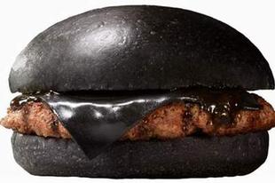 A Burger King piacra dobta a Fekete Sajtburgerét