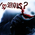 152. Why so serious?