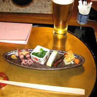 Sakon-Kyoto - egy vacsora képei