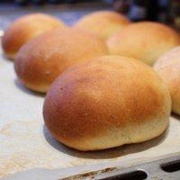 Hamburger buci, zsemle készítése