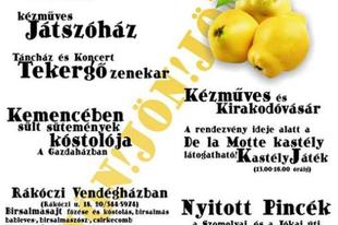 Noszvaj – III. Birsünnep 2013 - programajánló