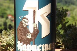 Kapucinus - barna - magyar kézműves sör