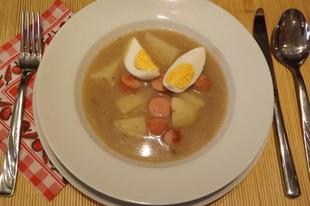 Zurek - avagy egy jellegzetes lengyel étel a konyhánkból