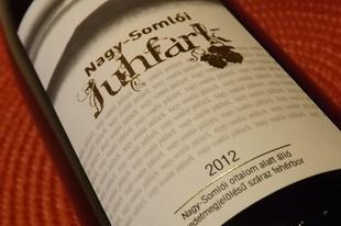 Nagy-Somlói Juhfark