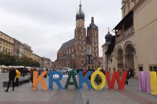 Krakkó - a látvány és az ízek városa
