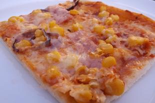 Péntek esti pizza a'la F&V