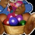 Hogyan tojhat a húsvéti nyúl?
