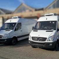 Zanotti hűtővel felszerelt kishaszongépjárművek