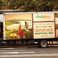 Egy jó hűtőautós reklám