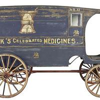 Gyógyszerszállító járművek