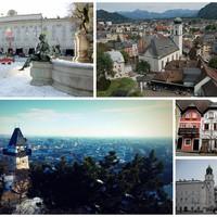 5 kihagyhatatlan osztrák város síelés előtt, után vagy helyett