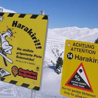 Harakiri és társai: Európa legdurvább sípályái