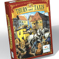 Thurn und Taxis vs. Ticket to Ride