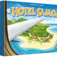 Mindennapi újdonság - Hotel Samoa