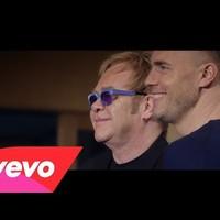 Gary Barlow & Elton John - Face to Face    ♪