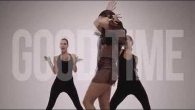 Inna ft. Pitbull - Good Time (Lyrics Video)