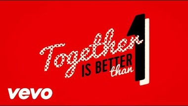 Aloe Blacc - Together (RED) (Lyric)