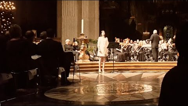 Sophie Ellis-Bextor - Have Yourself A Merry Little Christmas (Live at St Paul's)