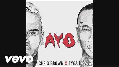 Chris Brown & Tyga - Ayo (Audio)